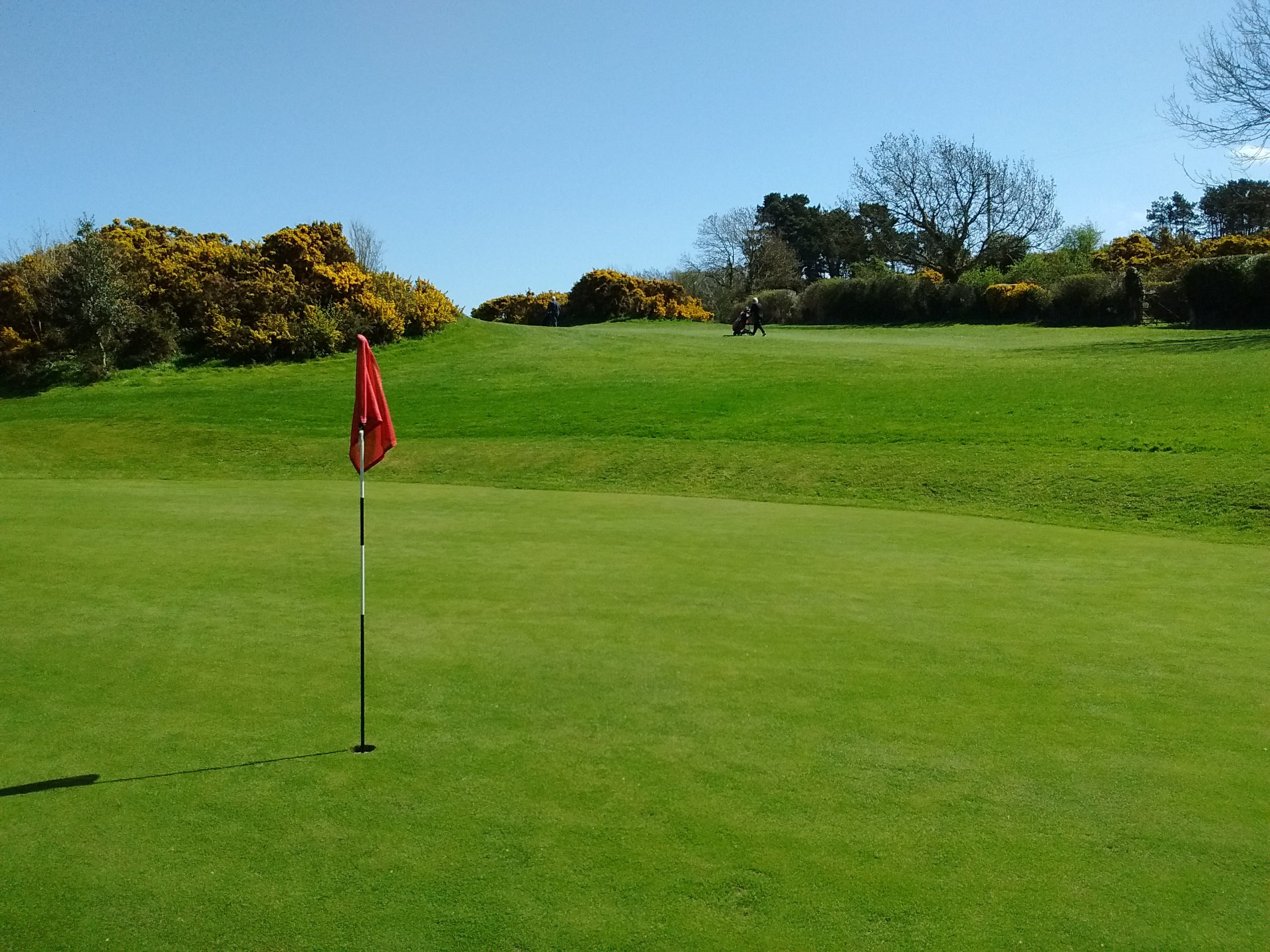 January & February 2019 - Special Offer Wednesday or Friday - 2 Ball 18 Holes Plus Hot Drink & Hot Meal 30 Pounds